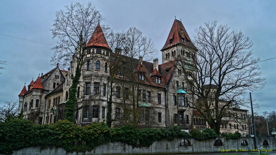 Landschaften, Felder, Wald, Wolken, Pflanzen, Gebäude Städte, Nürnberg,