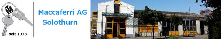 solothurn notfalldienst schlüsselservice