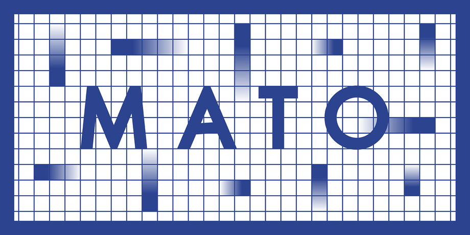 MATO typography by Martin Tony Häußler_title
