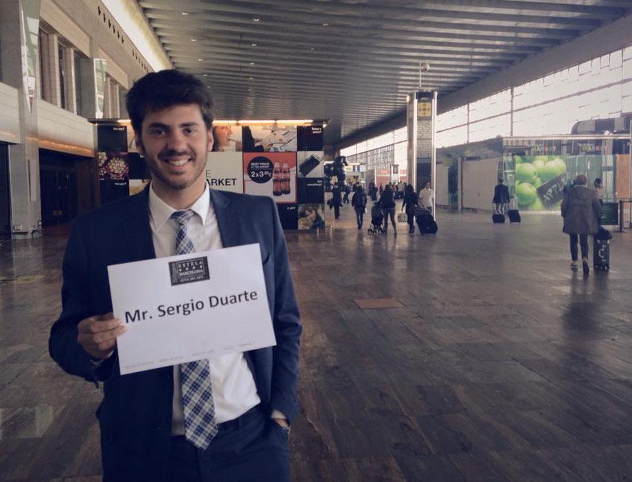 Sergio Duarte Airport