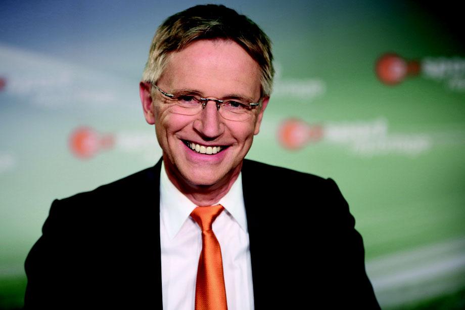 Norbert König (ZDF) Sportmoderator