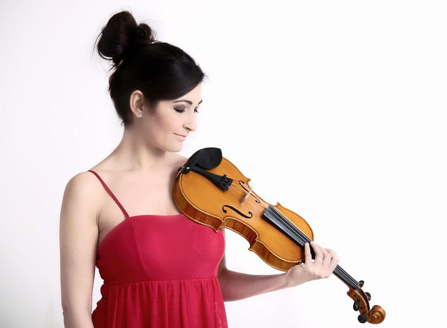 federica, quaranta, federicaquaranta, violino, viola, iseolake, activetimes