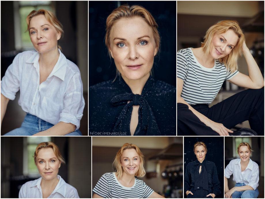 Sedcard Actress Evi Meinardus, Copyright: Evi Meinardus, Elena Zaucke 2020