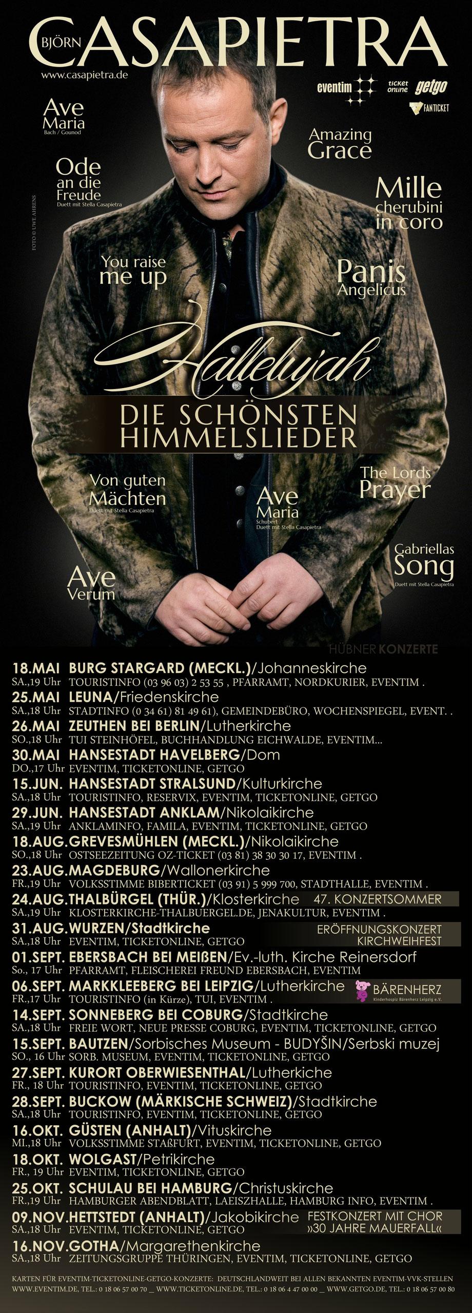 Hallelujah-Tour