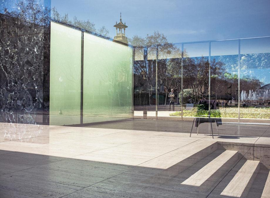 Barcelona Pavillon 1 Barcelona 2015 © Arina Dähnick