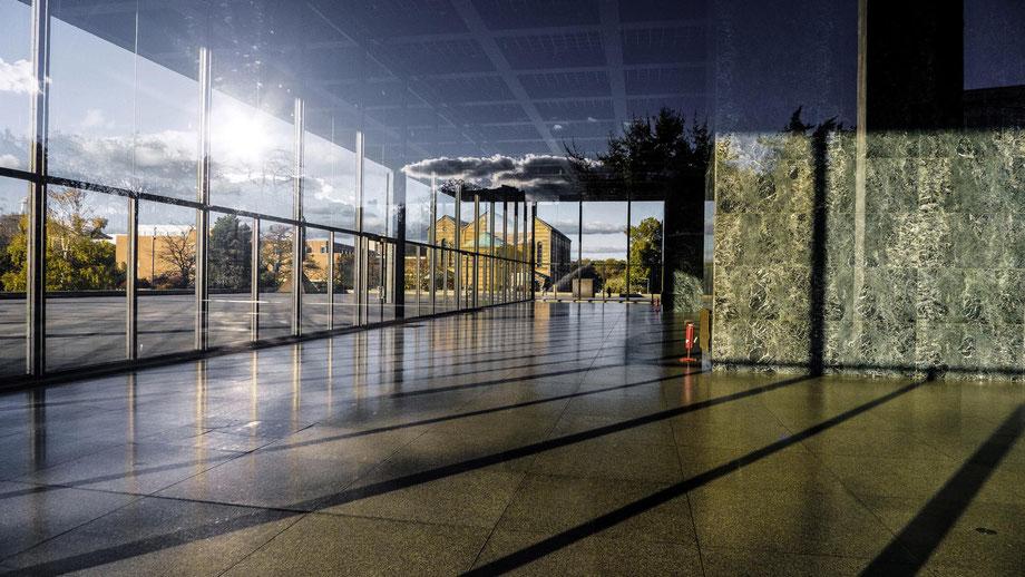 Neue Nationalgalerie 3 Berlin 2012 ©  Arina Dähnick