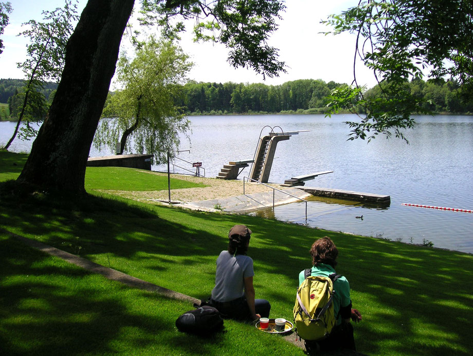 Natursee Mittelland