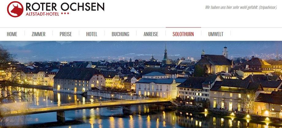 hotels altstadt solothurn