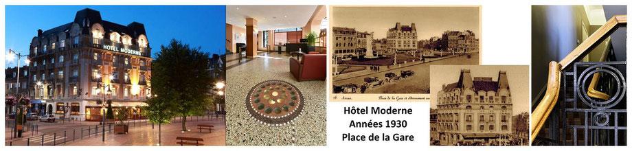 hotel Art deco Arras