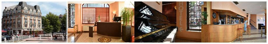 hotel accueil Arras