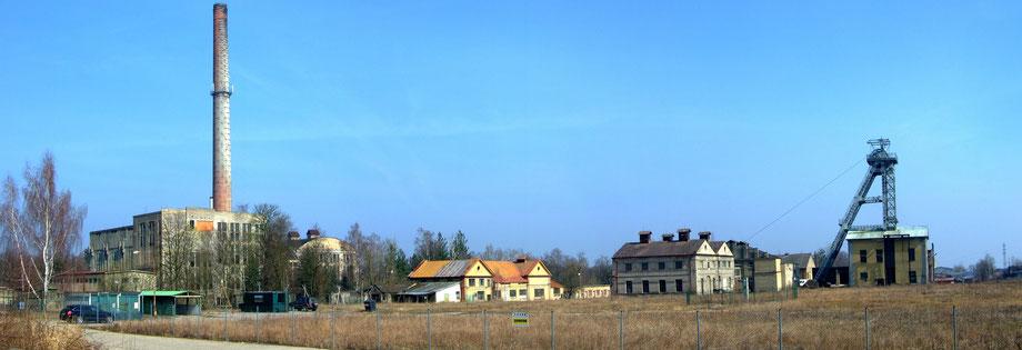 Tagesanlagen der Grube Schöller