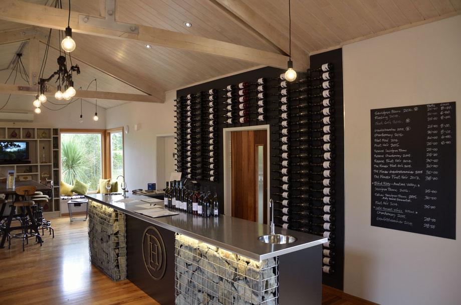 Lawson's Dry Hills Cellar Door, Marlborough