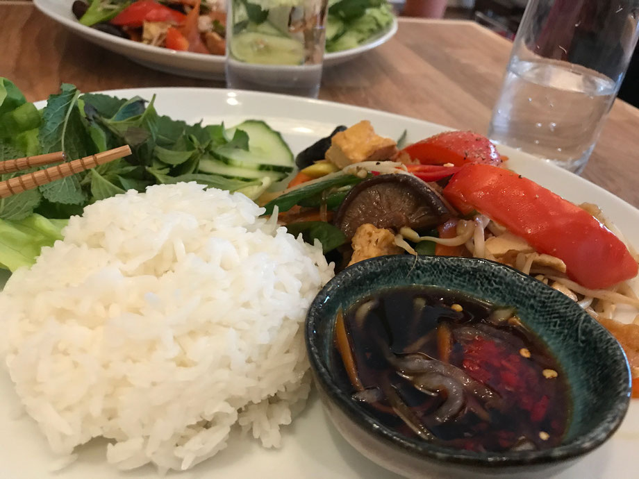 New Thuy Vietnamese Restaurant, Lund - Great food