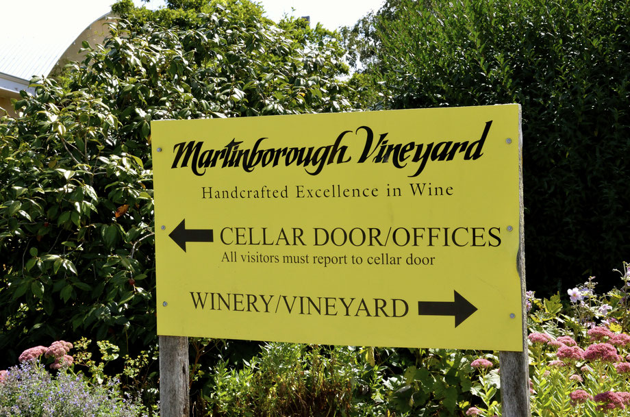 Martinborough Vineyard