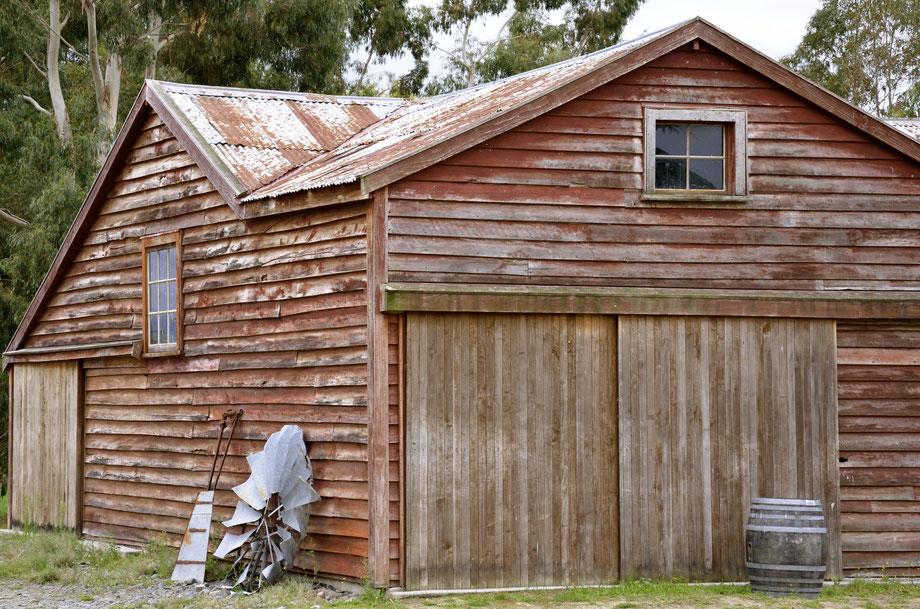 Auntsfield Shed, Marlborough