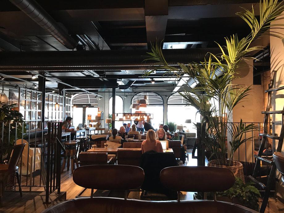 New café in central Lund - Espresso House