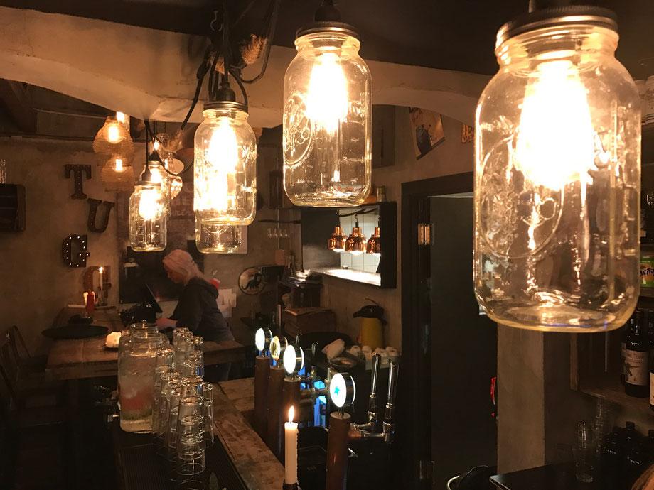 Memorable atmosphere at Tugg Restaurant, Lund