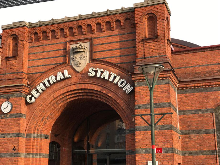 Visit to Malmö - Malmö Centralstation
