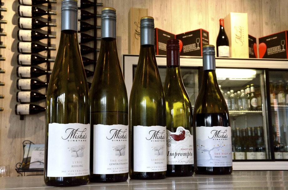 Misha's Vineyard Tasting Room, Cromwell