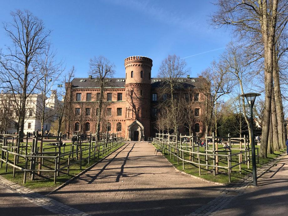 Lund - day after Valborg