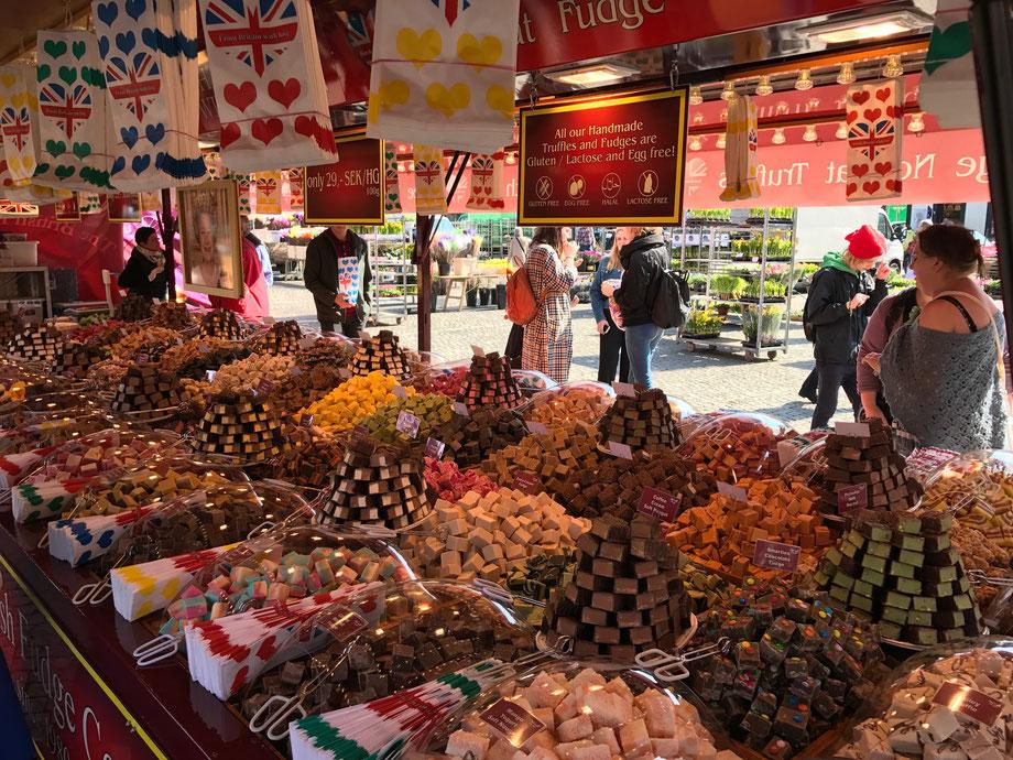 Lund Spring Food Markets