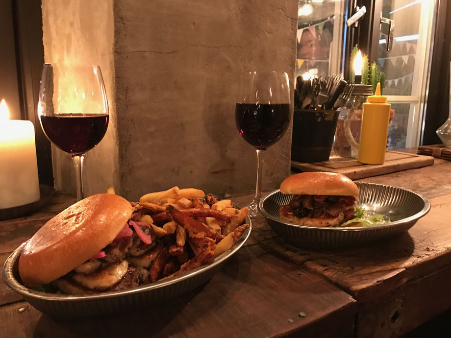 The burgers are epic at Tugg Burger Restaurant