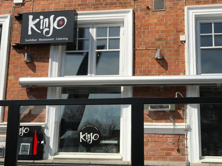 Kinjo Sushi, Lund