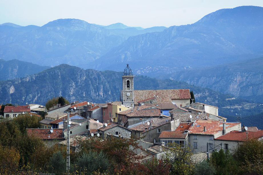 Village de Bouyon