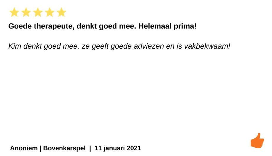 Review Relatietherpaie Kim Kromwijk-Lub