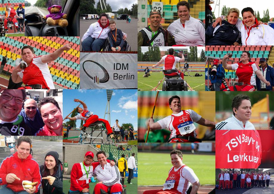 Kollage IDM Berlin 2014