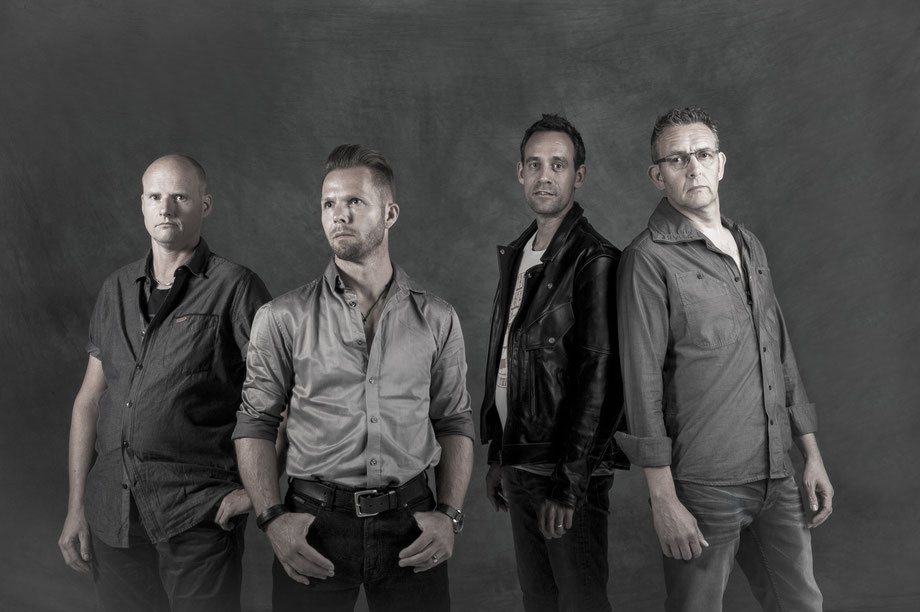 Kings of Leon tribute band - Dutch - Nederlandd - Rolf Bax