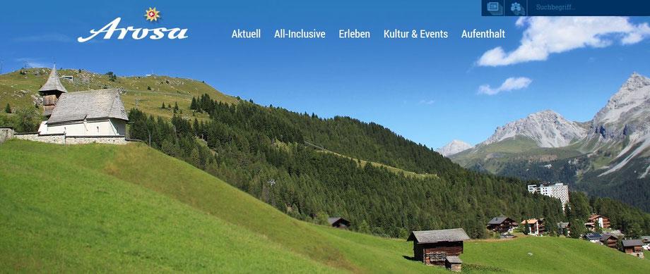 ferien GR Schweiz