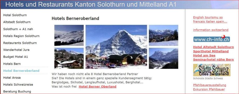 hotel berneroberland