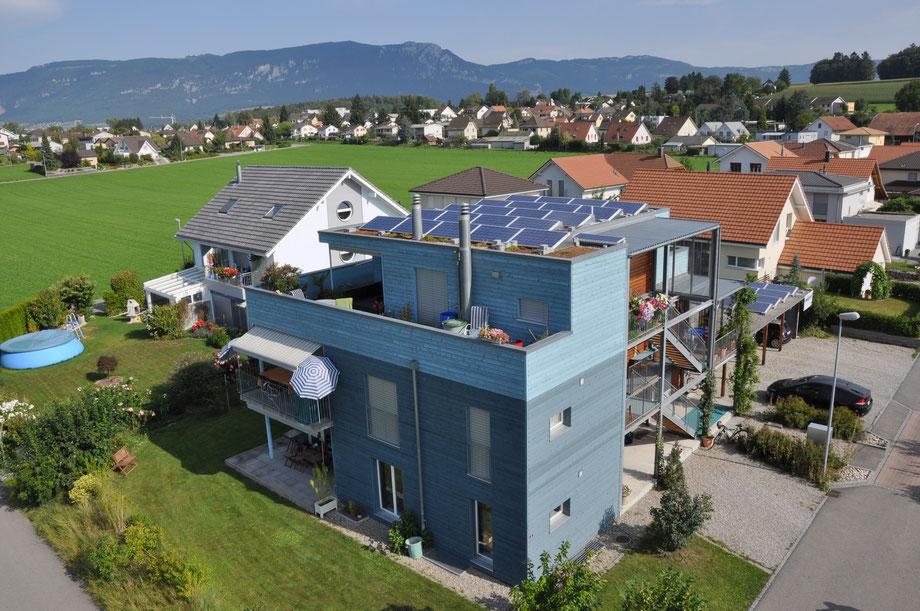 Möblierte Wohnung Solothurn