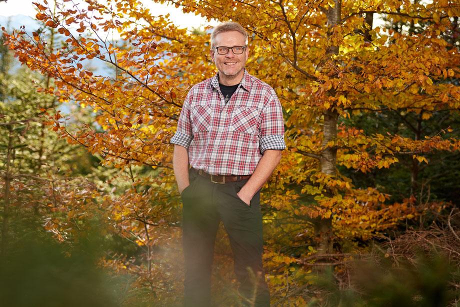 Ronald Kalbermatten, Stall, Auszeit auf der Alp, Coaching, Persönlichkeitsentwicklung