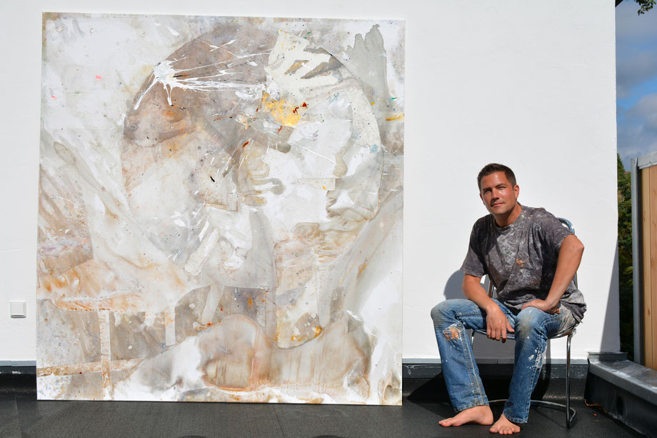 Artist Fabian Klapproth