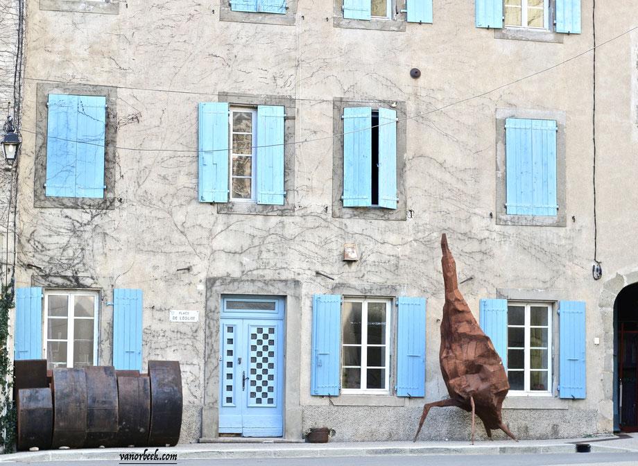Sculptures @ Azille 11700 France