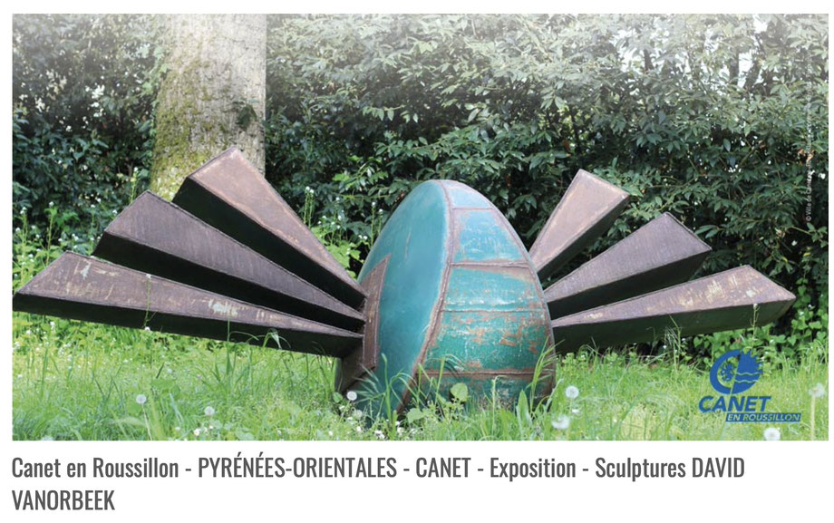 expo arboretum Canet-en-Roussillon