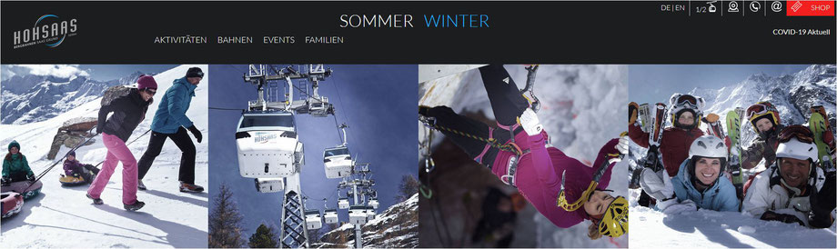 Skiurlaub Wallis