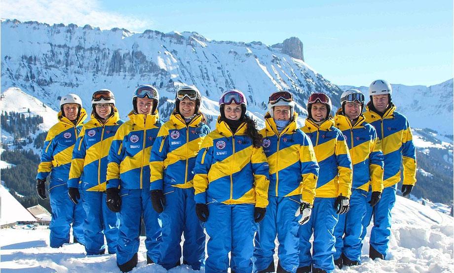 Skischule nähe Mittelland
