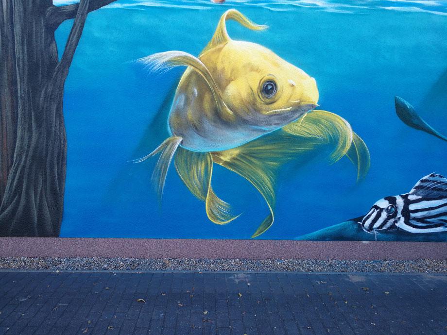 Wandkünstler gesucht Auftragsmalerei Wände schöner gestalten