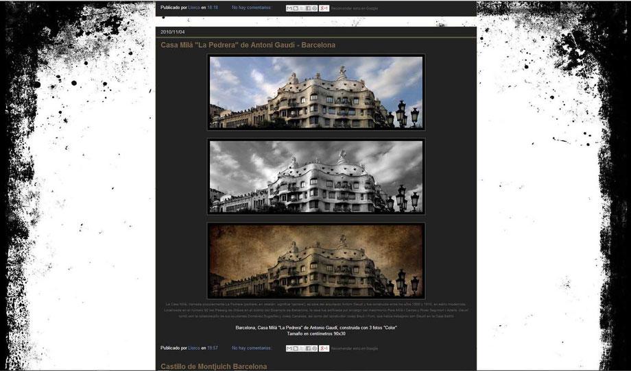 Blog de Fotografia de gran formato, El panorama urbano,Skyline