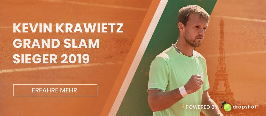 Kevin Krawietz gewinnt Grand Slam 2019