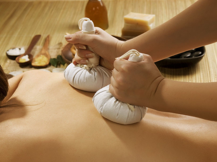 Thai Massage Kräuterstempel Köln Thai Siam Spa