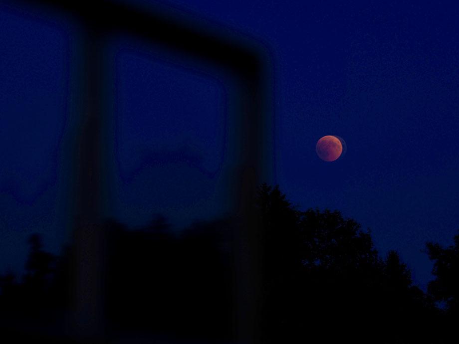 ...totale Mondfinsternis/Blutmond vom 27.07.2018