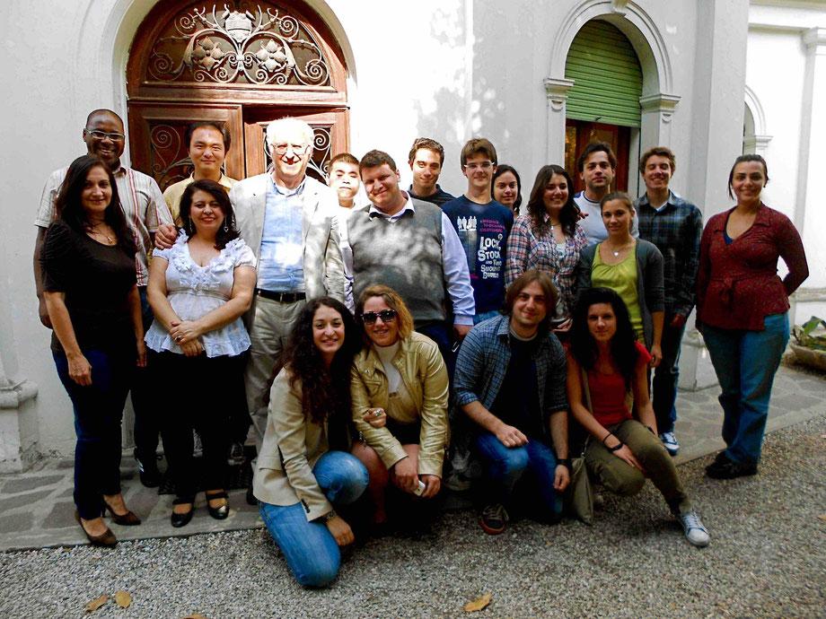 Seminar in Music Conservatoire of ADRIA (Italy)