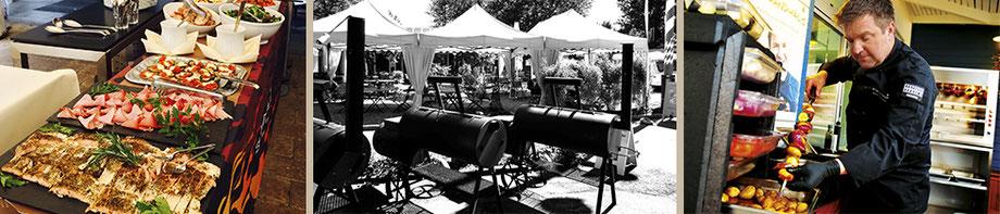 Grillen, Barbecue, Fleisch, Smoker, Restaurant Lindau, Klaus Winter
