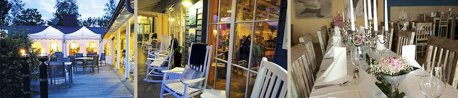 Restaurant, Lindau, Terrasse, Bodensee