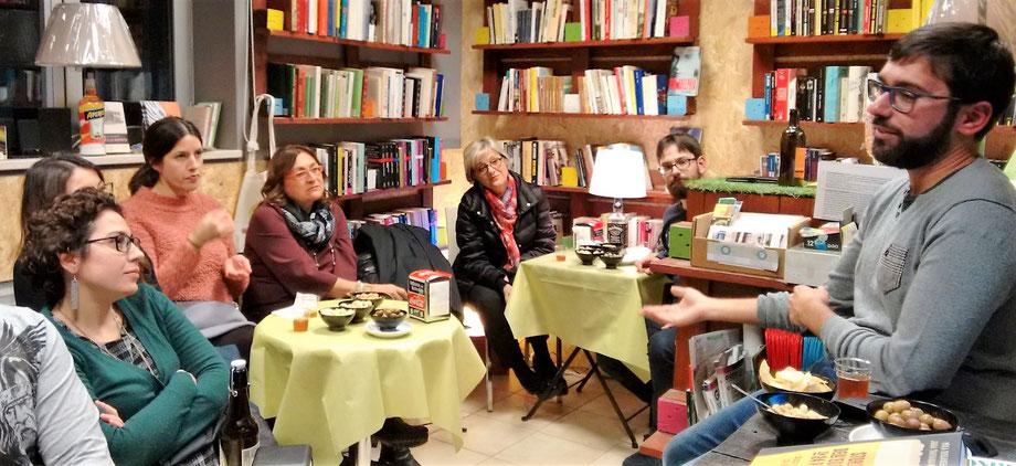 Pinte di Storia live in libreria