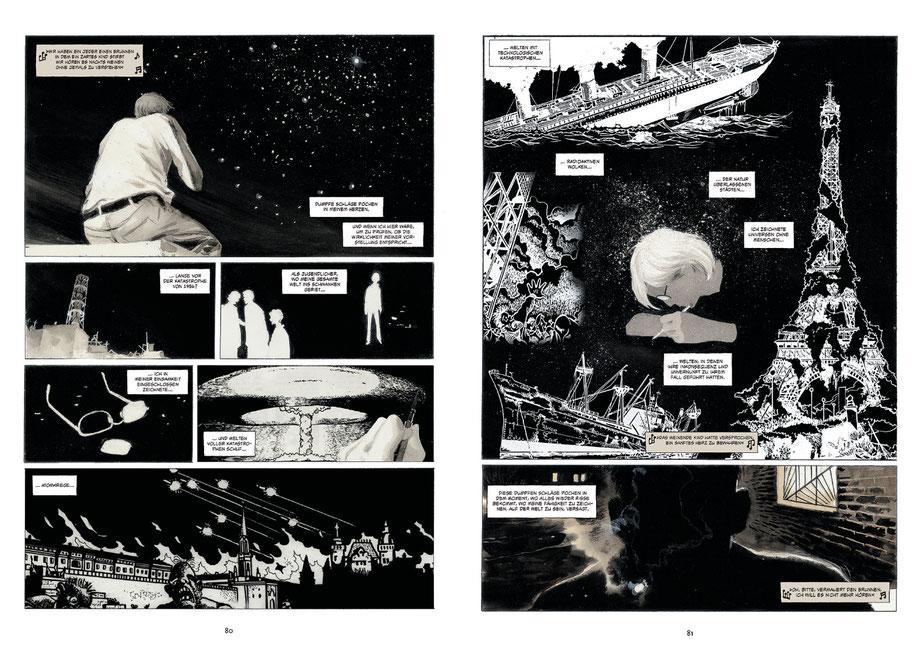Emmanuel Lepages Obsession mit Katastrophen